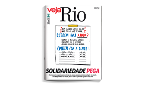 VEJA RIO IMPRESSA