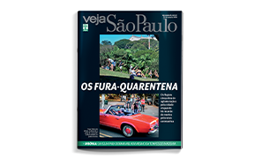VEJA SÃO PAULO IMPRESSA