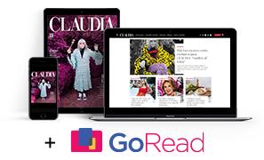 CLAUDIA DIGITAL + GOREAD